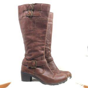 BOC Heeled Riding Boots
